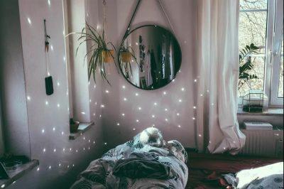 卧室无主灯设计